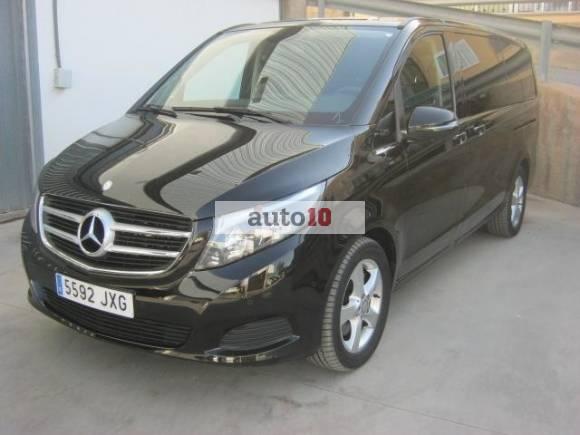 Mercedes-Benz V 220 Largo 7G Tronic