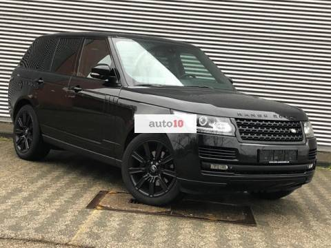 Land Rover Range Rover Panorama Black Edition