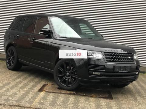 Land Rover Range Rover Panorama Black Edition