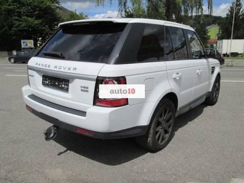 2012 Land Rover Range Rover Sport SDV6 SE
