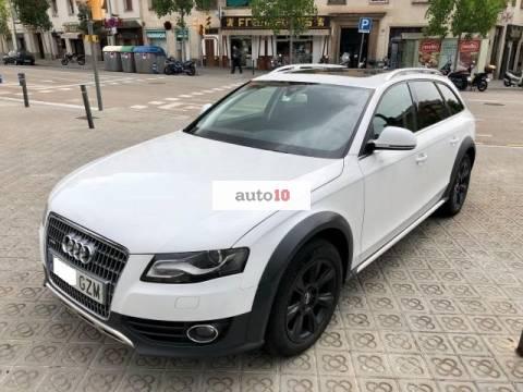 Audi A4 allroad 2.0TFSI S-Tronic