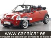 MINI Cooper S Cabrio Aut