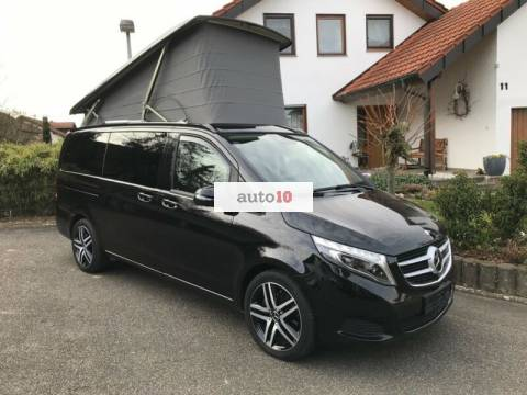 Mercedes-Benz V 250d 7G-TRONIC Marco Polo