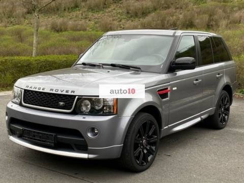 Land Rover Sport SDV6 RED EDITION AUTOBIOGRAPHY