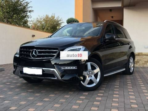 MERCEDES BENZ ML 350 CDI AMG