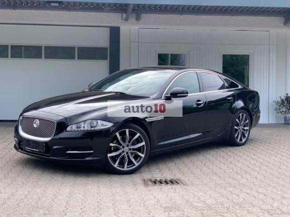 Jaguar XJ Portfolio Panorama