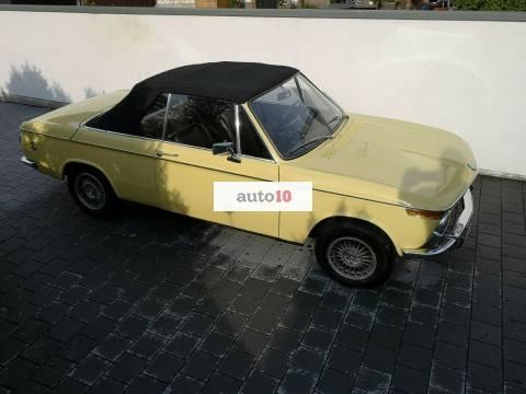 BMW 1600 Vollcabrio
