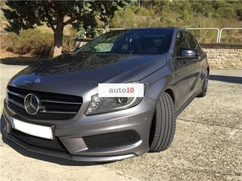 Mercedes-Benz A 220 CDI BE AMG Sport 7G-DCT