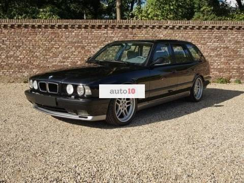 Bmw M5 3.8 E34 Touring EVO