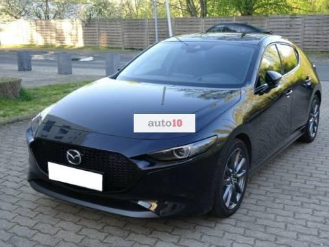 Mazda 3 SKYACTIV-G 2.0 M-Hybrid Desing-Paket Bosse Sys