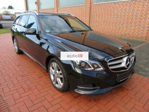 Mercedes-Benz E 350 BlueTEC 4-Matic Avantgarde Navi LED