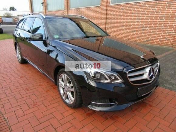 Mercedes-Benz E 350 BlueTEC 4-Matic Avantgarde Navi LED