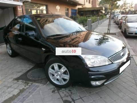 Ford Mondeo 2.0TDCi Ghia