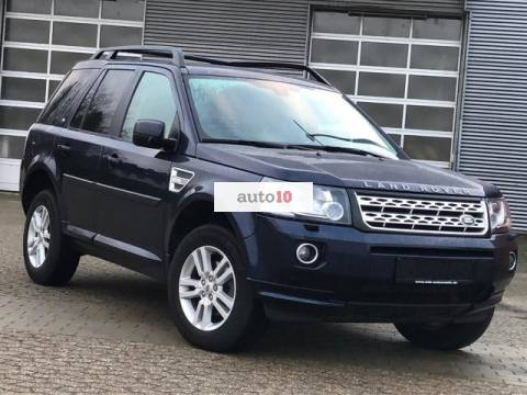 Land Rover Freelander Panorama