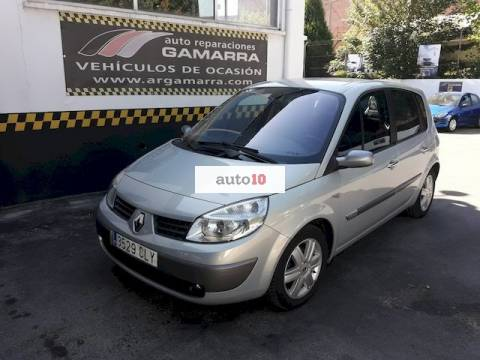SE VENDE RENAULT SCENIC 1.6I 16V GARANTIZADA, FINANCIACION,