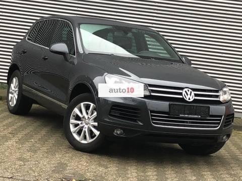 Volkswagen Touareg Panorama