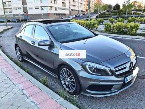 Mercedes Benz A 200 CDI BE AMG Line