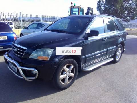 KIA SORENTO 2.5 CRDI 170 CV AVERIADO.