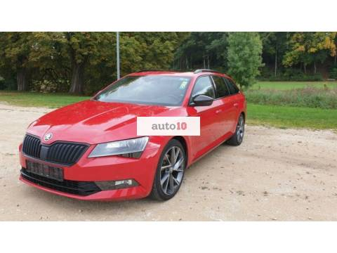 Skoda Superb 2.0 TDI 4x4 DSG