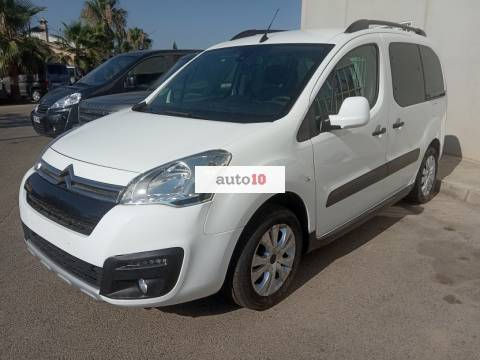 CITROEN BERLINGO 1.6 HDI 100 CV MULTISPACE.