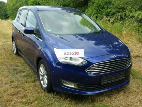 Ford C-MAX 1.5 EcoBoost Start-Stop