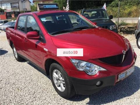 SSANGYONG Actyon Sports Pick Up 200Xdi Limited