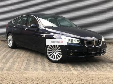 BMW 530 Gran Turismo HeadUp