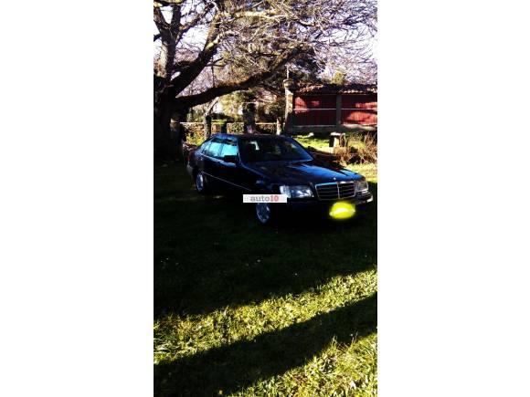 Mercedes w140 300SE