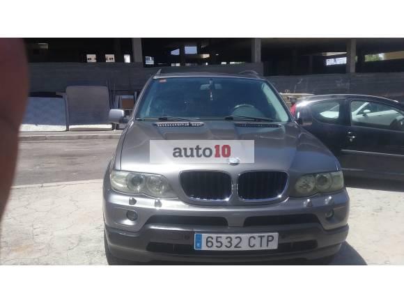 BMW x5 restyling