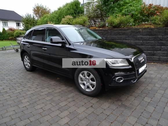 Audi Q5 3.0 TDI 258hk quattro S tronic