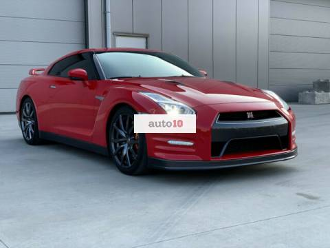 Nissan GT-R 3.8i V6 Turbo 550 cv