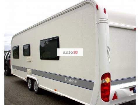 Caravan Hobby Prestige 650 WFU