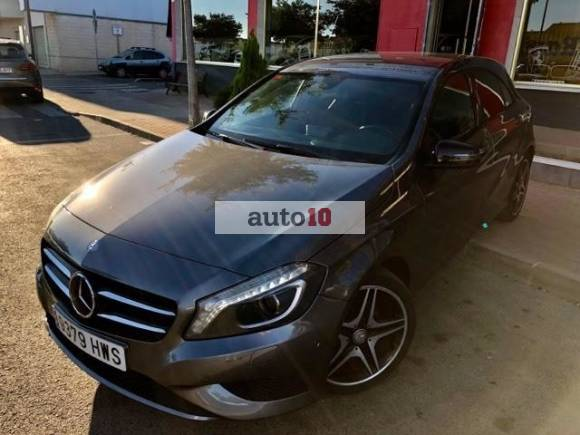 Mercedes-Benz A 200 BE Style 7G-DCT