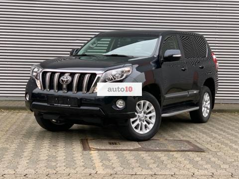Toyota Land Cruiser 150 TEC-Edition