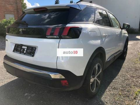 Peugeot 3008 PureTech 130 Stop & Start EAT6 Allure