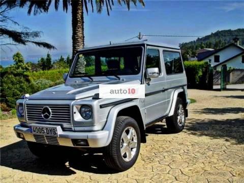 Mercedes-Benz G 400 CDI