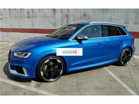 Audi RS3 2.5 TFSI Quattro