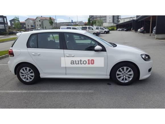 Volkswagen golf 1,6 tdi 105hk