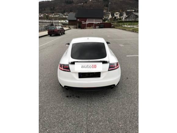 Audi TT, 3.2-250 4X4, modelo año 2007 kilometraje 183000 km