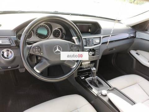 Mercedes-Benz E 200 CDI BE