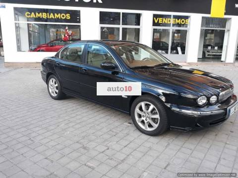 JAGUAR X-TYPE 2.0D 130cv EXECUTIVE
