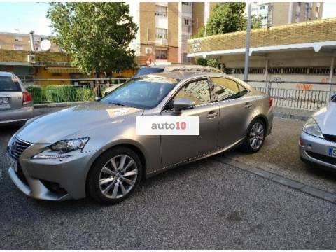 Lexus IS 300h Executive Tecno Navibox