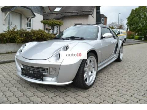Smart Roadster coupé BRABUS 74kW