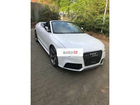 Audi RS5 Cabrio S tronic