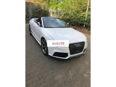 Audi RS5 Cabrio S tronic