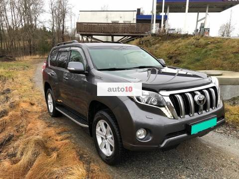Toyota Land Cruiser 2.8-177 D 4WD