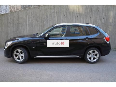 BMW X1 xDrive Automat 2011, 117 000 km