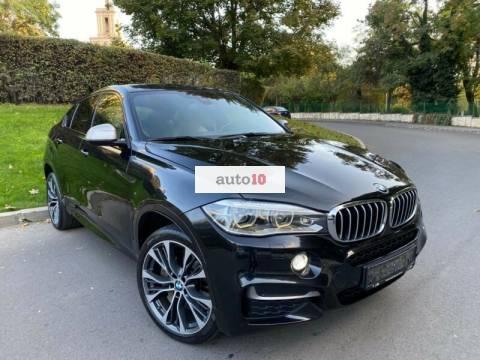 BMW X6 M50d 2016 Full Led M Paket