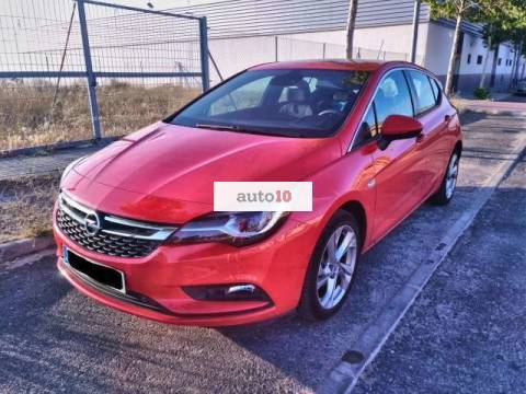 Opel Astra 1.4T SS Dynamic 150