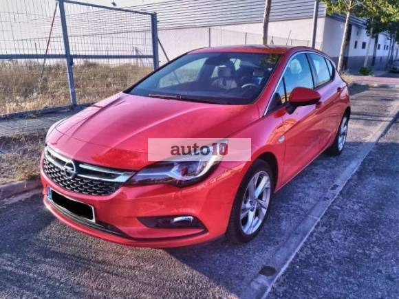 Opel Astra 1.4T SS Dynamic 150